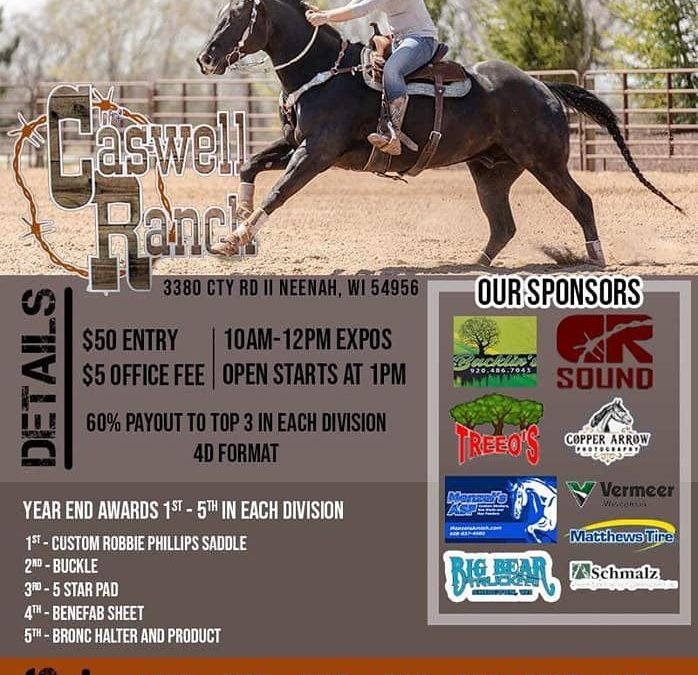 Caswell Ranch Speed Series